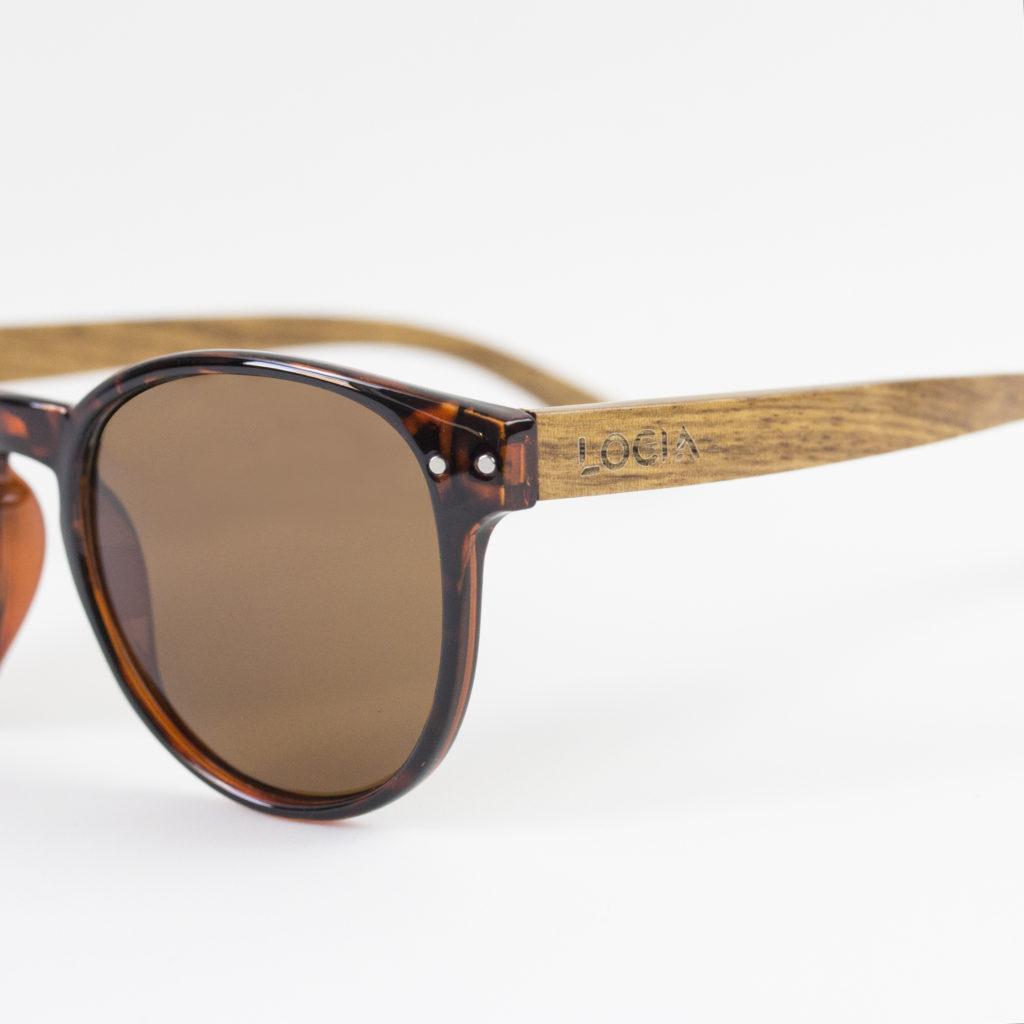Gafas de sol Logia Lifestyle - Leopard dark detail