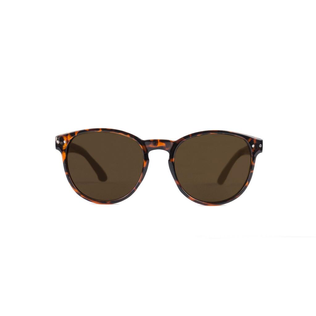 Gafas de sol Logia Lifestyle - Leopard dark front