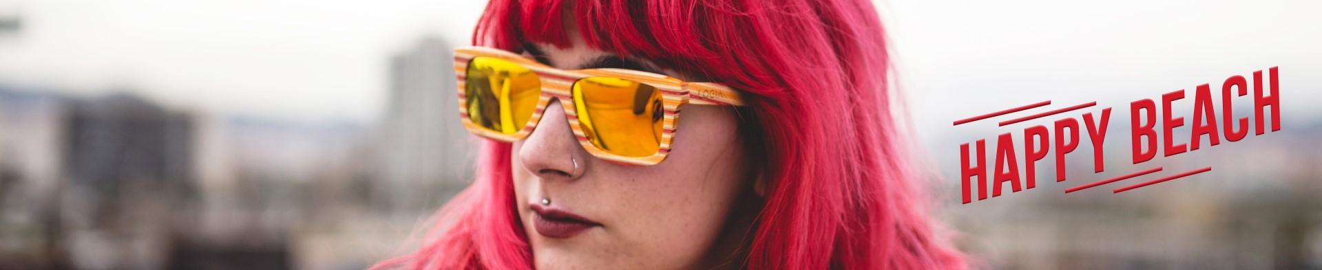Gafas de sol Happy Beach