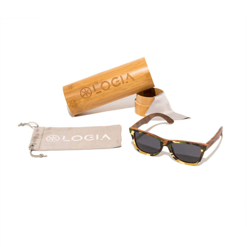 Óculos de sol Logia Lifestyle Camuflage