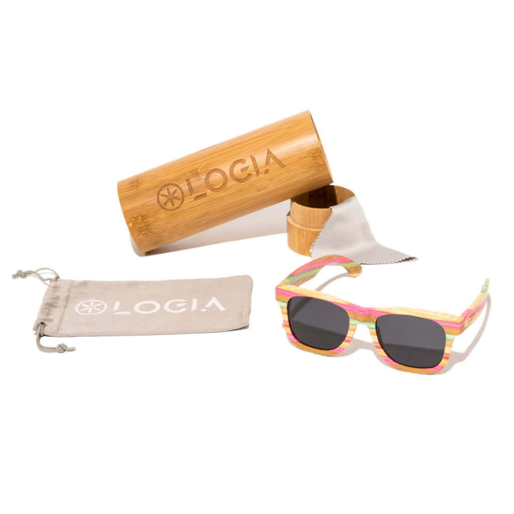 Sunglasses Logia Lifestyle Hapiness