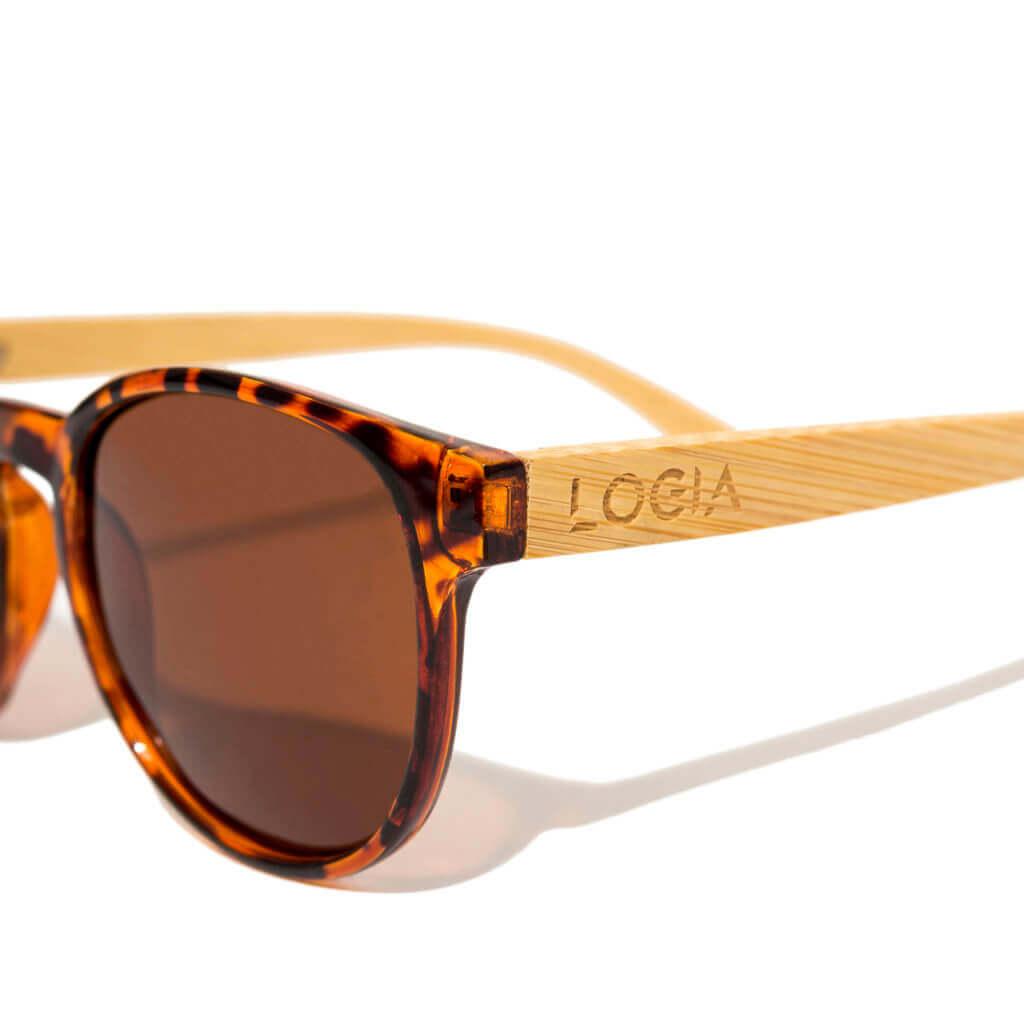 Lunettes de soleil Logia Lifestyle Leopard
