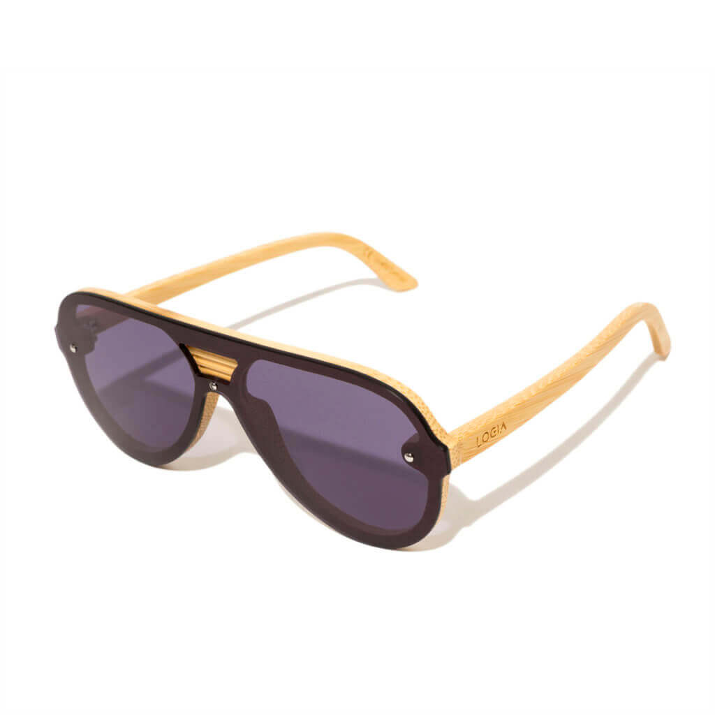 Bamboo sunglasses Logia Lifestyle Victory