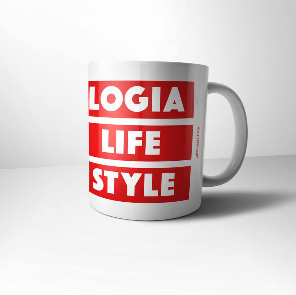 Taza Logialifestyle producto