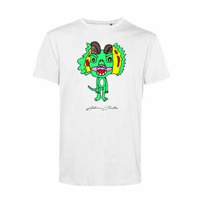 camiseta blueinside dinosaurio