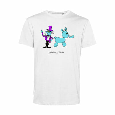 camiseta blueinside domador