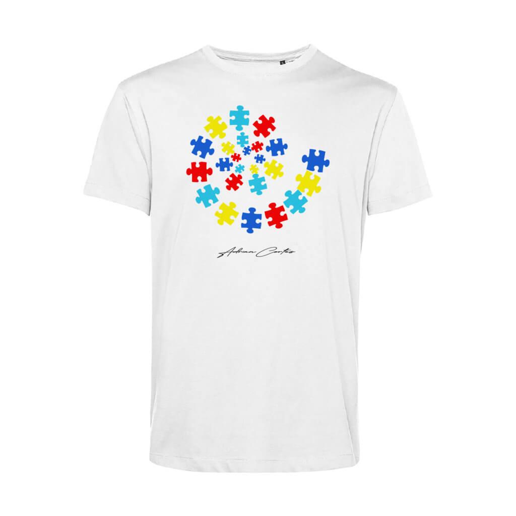 camiseta blueinside puzzle espiral