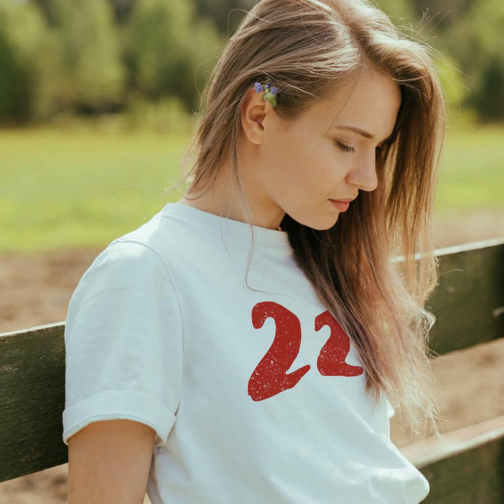 Camiseta - 22 - Modelos C