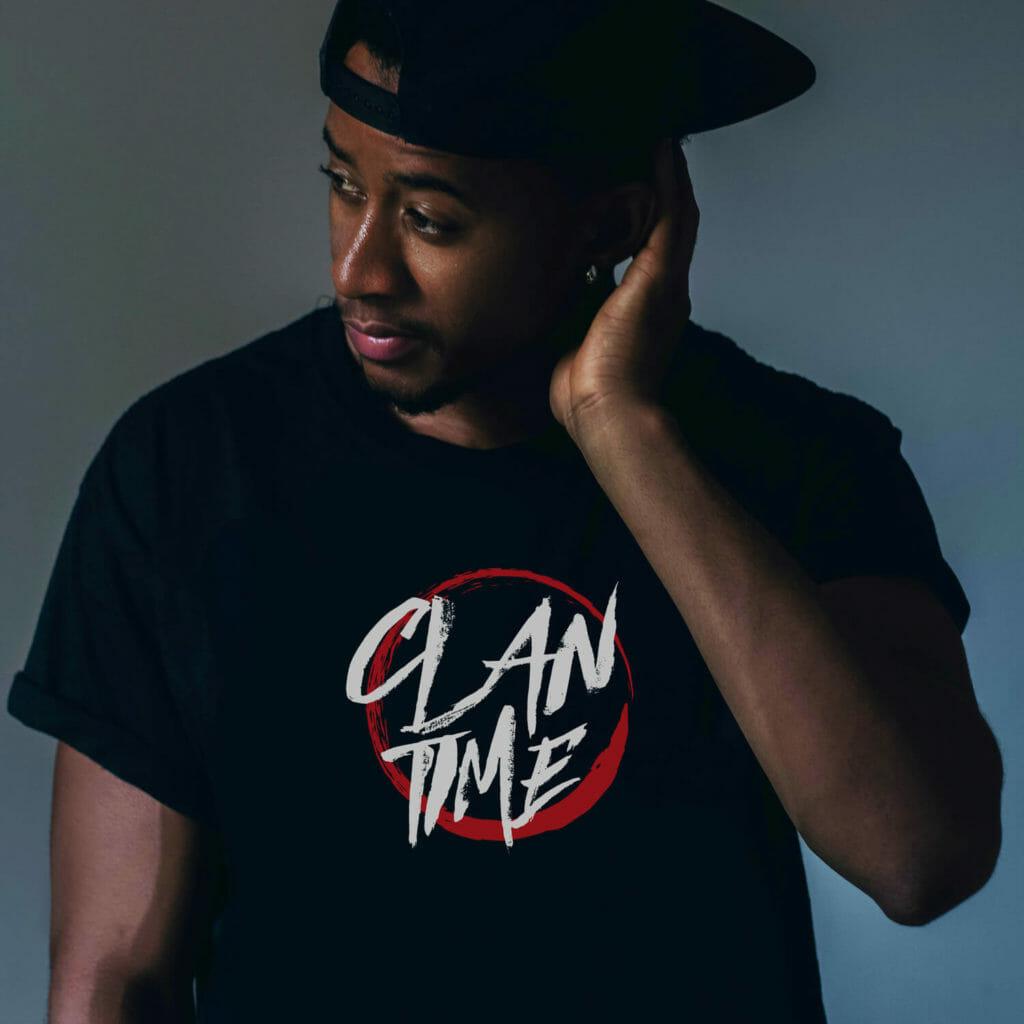 Camiseta - Clan - Modelos C