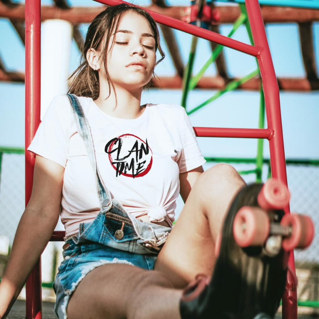 Camiseta - Clan - Modelos D