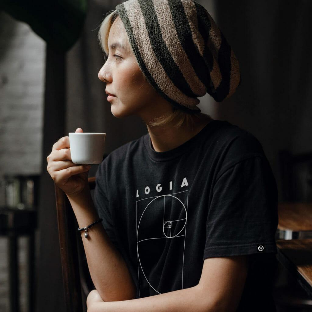 Camiseta - Fibonacci - Modelos B