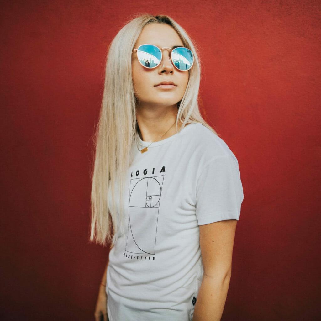 Camiseta - Fibonacci - Modelos D