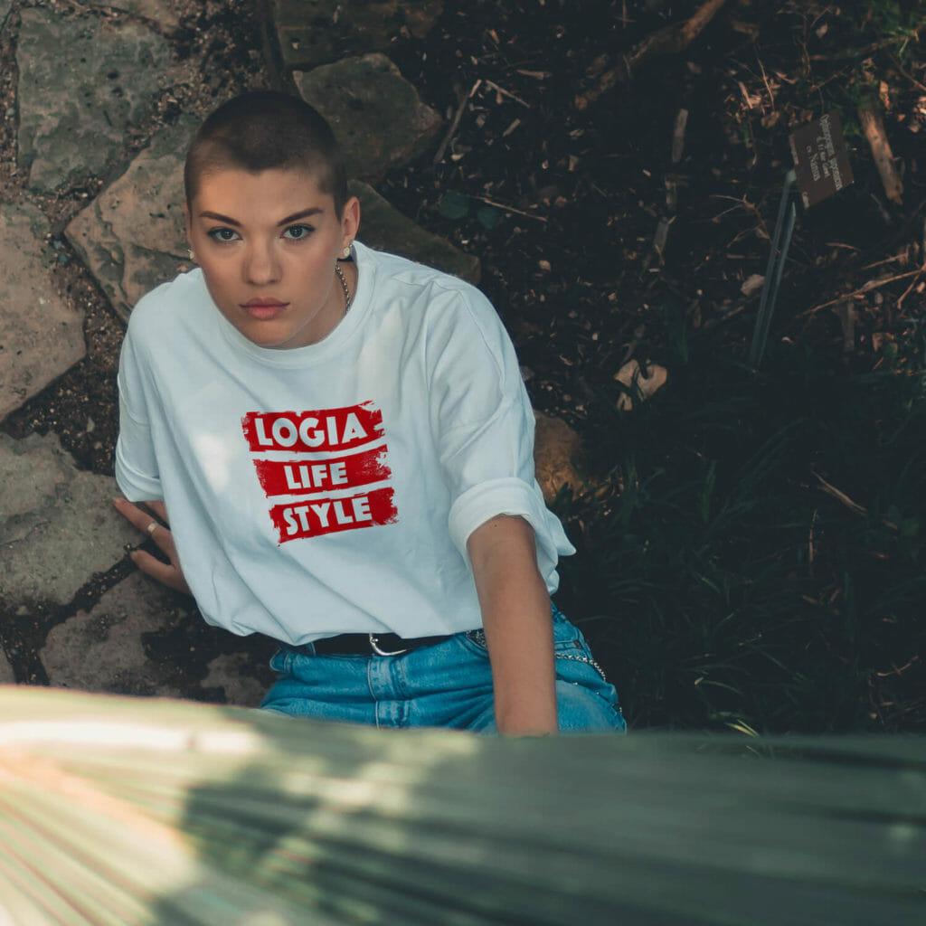Camiseta - Franjas - Modelos D