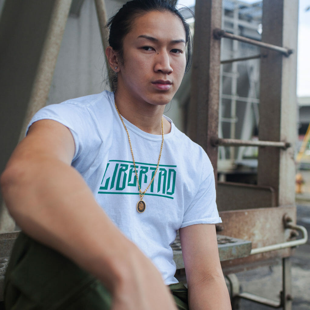 Camiseta - Libertad - Modelos D