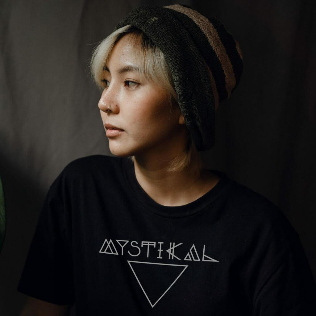 Camiseta - Mystikal - Modelos D