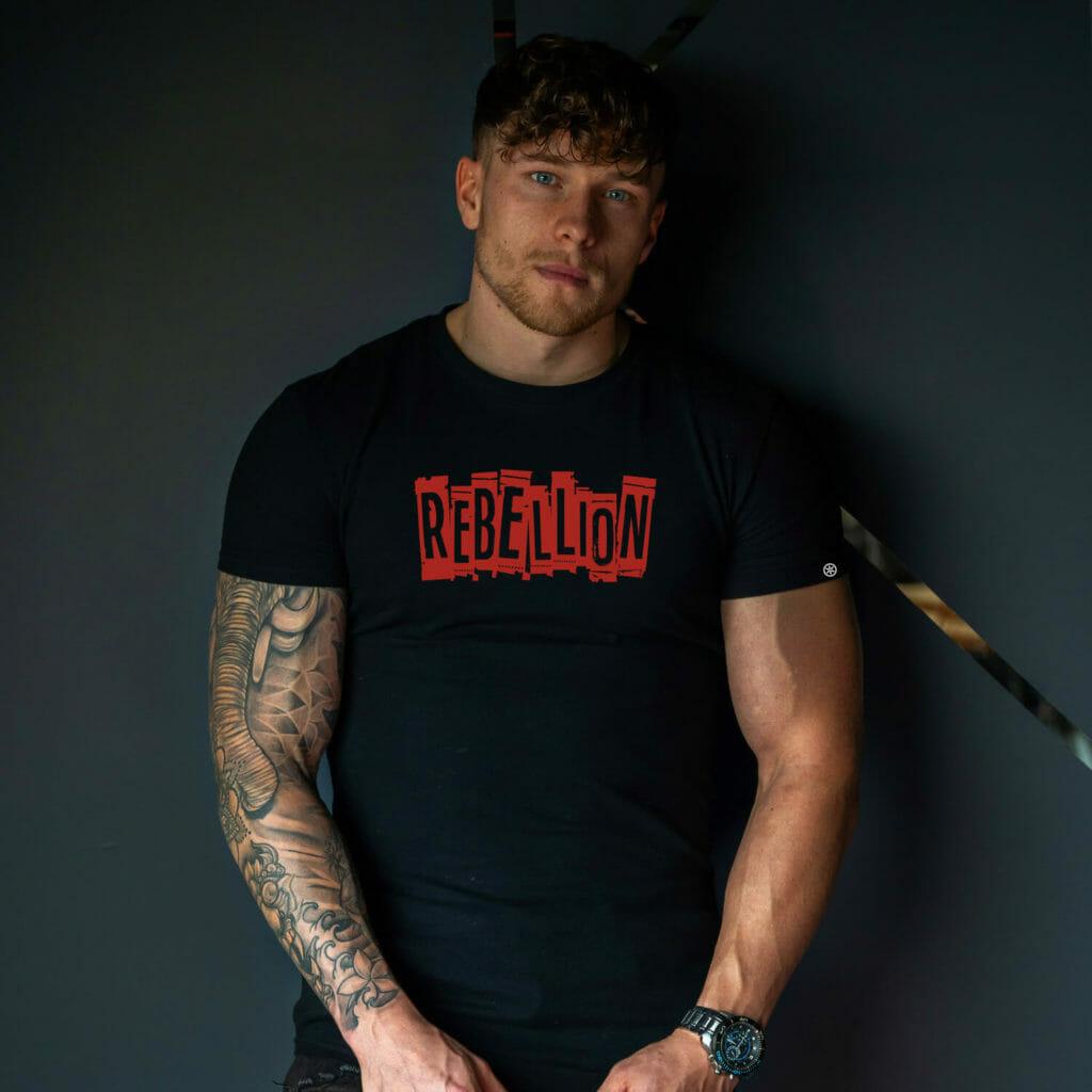 Camiseta -Rebellion - Modelos D